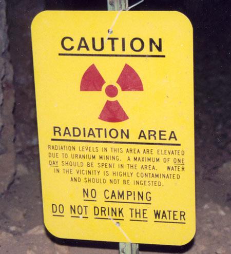 Radiation!