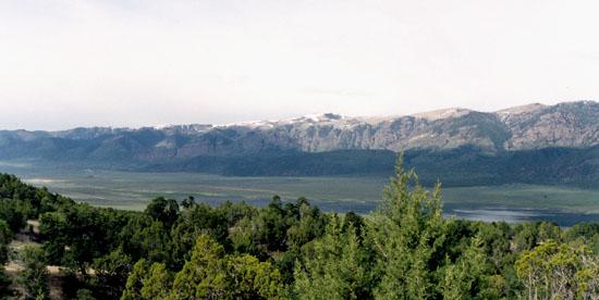 Lone Cedar Pass