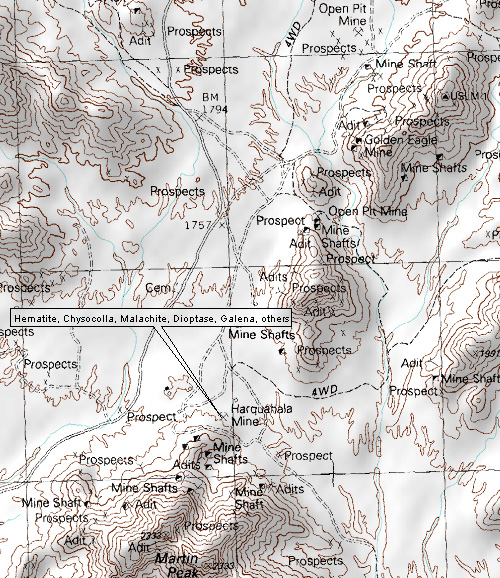 Topaz Mountain Utah Map.Rockhounding Marulla Dot Com