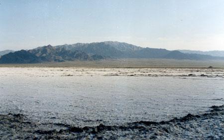 Bristol Dry Lake